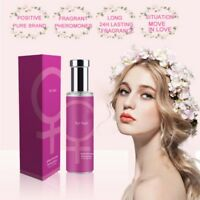 Deodorant Pheromone Flirt Perfume for  Female Body Spray Oil with Pheromones,