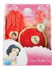 Ufficiale BIANCANEVE Guanti Bambina Disney Princess Fancy Dress Costume Accessori