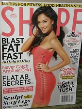 Shape       Nicole Scherzinger     2011 magazine new/unread/no-label