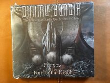 DIMMU BORGIR.          FORCES OF THE NORTHERN NIGHT.          TWO COMPACT DISCS