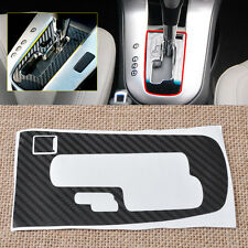 New Carbon Gear Shift Panel Decal Sticker For 2012-2015 Chevrolet Holden Cruze