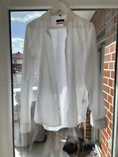 SEIDENSTICKER Hemd Gr. 38 Weiß Neuwertig