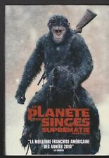 DVD LA PLANETE DES SINGES SUPREMATIE