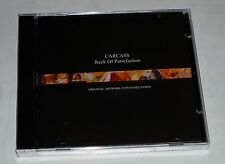 "Carcass ""Reek Of Putrefaction"" CD - Gore Art Inside"