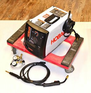Hobart 230V 190 Amp Flux-Core MIG Welder Handler 190 * NEW * LOCAL PICKUP ONLY *