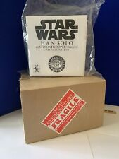 Star Wars Han Solo In Stormtrooper Disguise Bust Gentle Giant Studios #2729