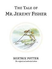 The Tale of Mr. Jeremy Fisher (Potter)-ExLibrary