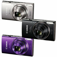Canon PowerShot Elph 360 Hs 20.2Mp Camera w/ 12x Optical Zoom in 3 Super Colors