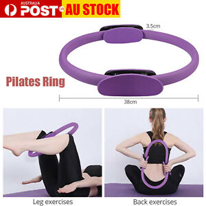 Pilates Ring Fitness Circle Body Gym NEW Fitness Yoga Magic Sport Accessories AU