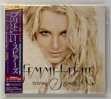 Britney Spears - Femme Fatale - Japan - Bonus Track-SICP-3030