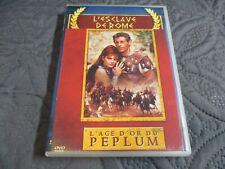 "DVD ""L'ESCLAVE DE ROME"" Rossanna PODESTA, Guy MADISON / peplum"
