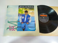 "Glen Medeiros GM 1987 Mercury Spain Edition - LP Vinyl 12 "" VG/VG"