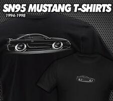 Mustang T-Shirt SN95 GT Cobra 2XL 1994 1995 1996 1997 1998  Ford