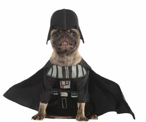 Rubies Star War Pet Darth Classic Vader Costume Medium