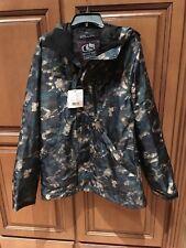 New Bonfire Trapper Snowboard Jacket Camo Snowboarding coat L mens