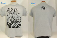 Mike Vincent V Back On Track T-Shirt BMX Track Bikes Size Medium