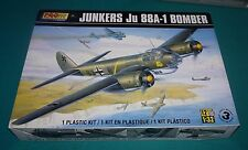 Junkers Ju-88A-1 Bomber Revell 1/32 Complete & LOADS OF DETAIL SETS!