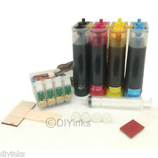 Continuous Ink Supply System for Epson Workforce 615 610 600 40 T069 CISS
