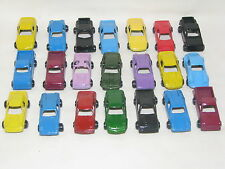 18 NEAR MINT VINTAGE DIECAST TOOTSIETOY, OLD TOY CARS,ORIGINAL 70'S & EARLY 80'S