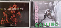 The Clash- London Calling- remastered/ The Story Vol.1- 3 CDs