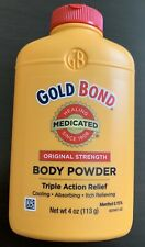 New Gold Bond Body Powder