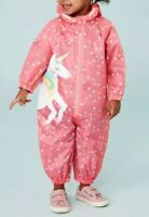 5-6 Years New Tu THE GRUFFALO Shower Resistant Waterproof Jacket Puddle Suit