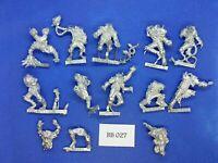Blood Bowl Skaven Team 12 Players (Gaspez Arts, Team Topi) - Metal BB27