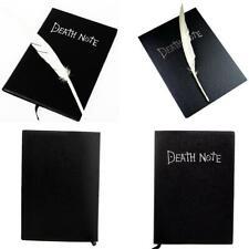 Death Note Cosplay Notizbuch mit Federstift Buch Anime F0X2 Theme Neu Writ