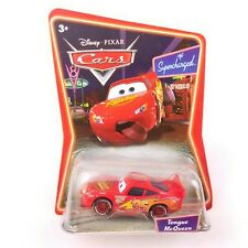 New Disney Pixar Cars Tongue McQueen Series 2 (Supercharged) 1:55 Diecast