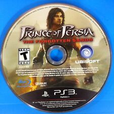Prince of Persia: The Forgotten Sands ( PlayStation 3, 2010) Disc Only # 14583
