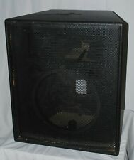 JBL SR4725X CABINET W/GRILL&LOGO-NICE-2 WAY for 2226H/2426H/2370A -2 OF 2