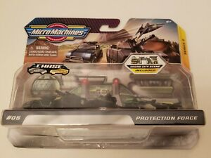 Micro Machines Series 1 Command Center 05 Protection Force