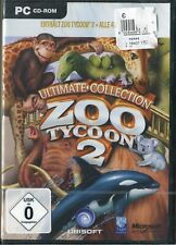 PC | Zoo Youlin 2 + 4 Expansion Pack-Ultimate Collection (Nouveau/Neuf dans sa boîte)