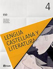 (16).LENGUA CASTELLANA 4ºESO. NUEVO. Nacional URGENTE/Internac. económico. LIBRO