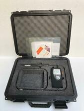 TIMKEN BT2100 BEARING TESTER WITH SHOCK PULSE PORTABLE CONDITION MONITORING