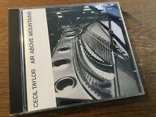 Cecil Taylor - Air Above Mountains   [CD Album] 191977 / 2002 ENJA