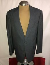 Austin Reed of Regent Street Dillards Gray 2 Button Blazer Jacket 42 R