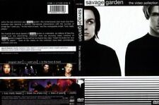 SAVAGE GARDEN - The Video Collection - NEW DVD FREE POST mmoetwil@hotmail.com