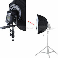 "18"" Foldable Flash Softbox Diffuser Reflector for Nikon SB910 SB900 SB800 SB700"