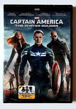 Marvel Movie Captain America 2 The Winter Soldier DVD English French Spanish