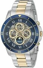 Brand New Fossil Grant Sport Automatic Steel Mens Watch (ME3141)