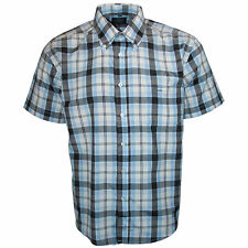 Polyester Regular Fit Striped Casual Shirts & Tops for Men
