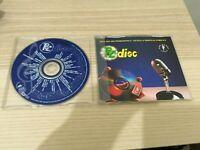 PC Disc Only for Radio - CD Compilation PROMO_Vasco Praticamente Perfetto  RARO!