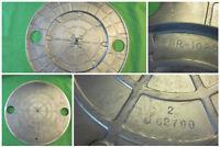 VINTAGE PIONEER PL-600 METAL Turntable Platter Only Part # PNR-1025