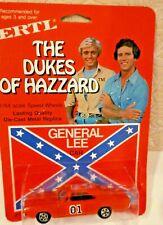 "Vintage 1981 Ertl ""Dukes Of HAZZARD"" 1969 Charger GENERAL LEE"" 1:64 DieCast"