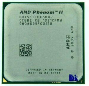 AMD Phenom II X6 1055T HDT55TFBK6DGR AM3