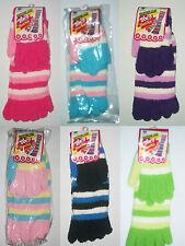 Fuzzy Toe Socks & Plush Gloves Buying 2 - 2pc Sets