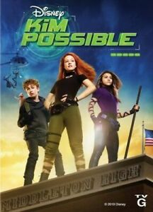 KIM POSSIBLE (LIVE) (-ACTION) NEW DVD
