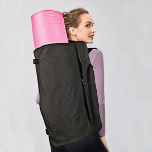 Large Yoga Backpack Yoga Mat Carrier Bag Sports Travel Gym Duffle Bag Men Women