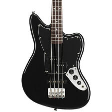 Fender Squier Vintage Modified Jaguar Bass Special SS, Black